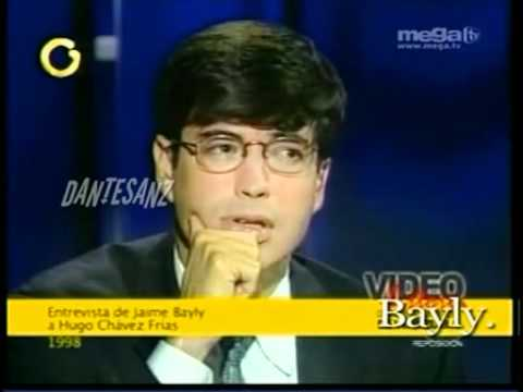 JAIME BAYLY ENTREVISTA A HUGO CHAVEZ 1998