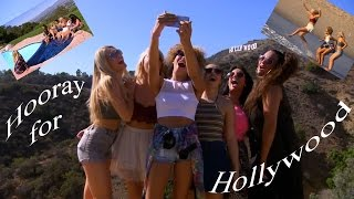 The X Factor UK 2015 S12E14 Judges' Houses The Girls Off to Hollywood