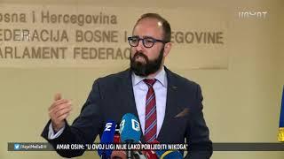 FEDERACIJA BIH ODGOVARA NA FORMIRANJE REZERVNOG SASTAVA POLICIJE RS-A (23 04 2019)