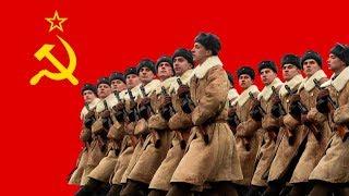 Красная Армия всех сильней! The Red Army is the Strongest! (English Lyrics)