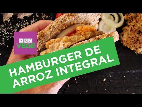 Episódio 10 - Hamburger de Arroz Integral