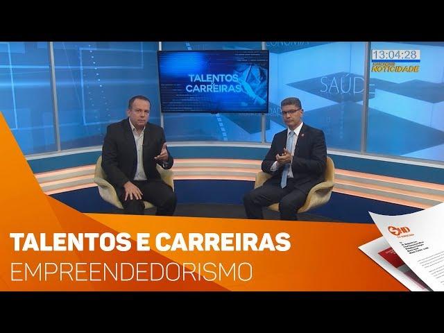 Talentos & Carreiras: empreendedorismo - TV SOROCABA/SBT