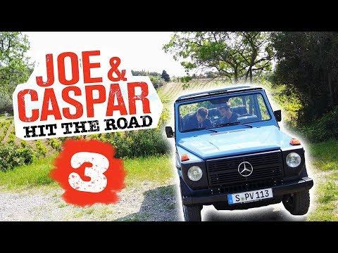 JOE & CASPAR HIT THE ROAD 3?