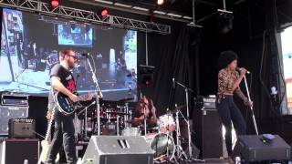 Nikki Hill - Keep A Knockin - Live at Kitchener Blues Festival (KBF) 2015