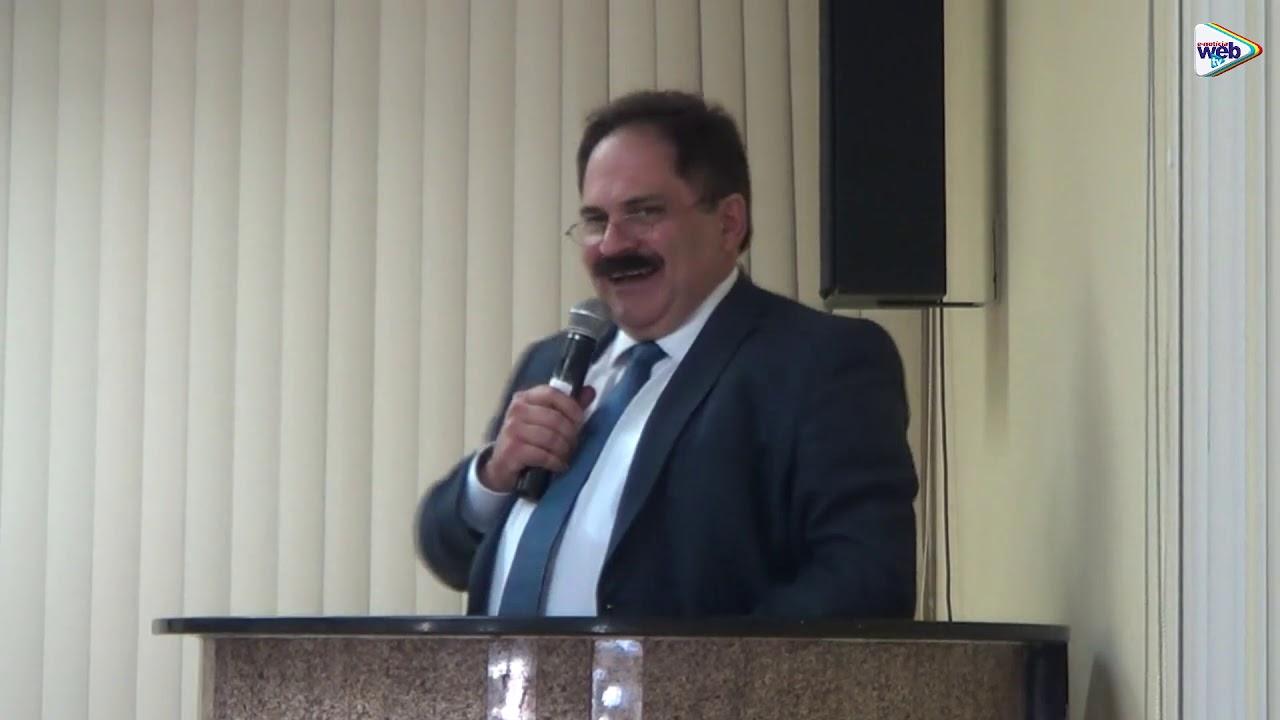 Vereador José Higino faz pronunciamento na Câmara de vereadores 01/ 07
