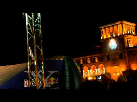 Red Bull X-Fighters In Yerevan, 29/09/12 Part 2
