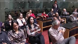 Sessão Especial presta homenagem à Abrigraf