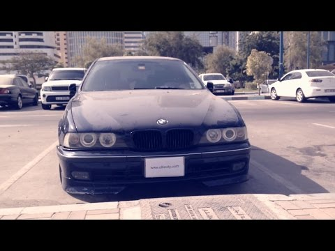 1997 BMW 528i Japan imported Test Report 2016 7 26