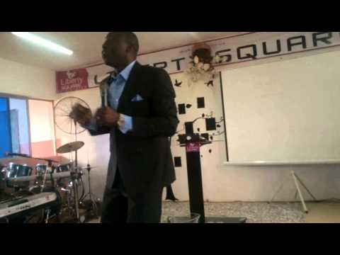 An Eagle Christian (Bishop D.A Itodo) Liberty Square Ministries