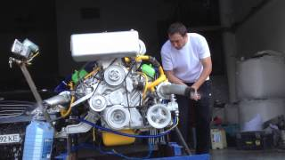 двигатель ГАЗ-53 катер