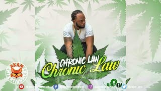 Chronic Law - Chronic Law - July 2018
