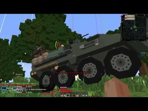 VFW - Minecraft เซิฟ Reallife Bornholm Life แนว Arma3 EP2