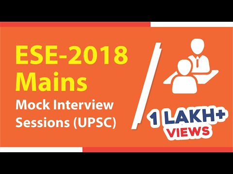 MADE EASY conducted Mock Interview sessions for ESE2018 Mains qualified candidates