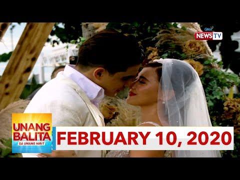 Unang Balita sa Unang Hirit: February 10, 2020 [HD]