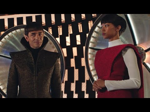 Star Trek: Discovery - Burnham Meets Georgiou