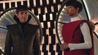 Star Trek: Discovery - Burnham Meets Georgiou