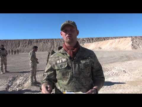 Irakiske Medics På Handlebane