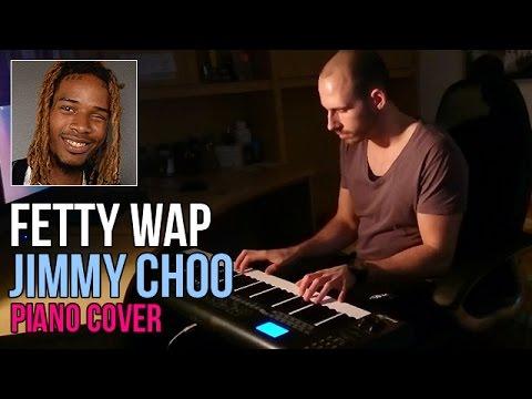 Fetty Wap - Jimmy Choo (Piano Cover By Marijan)