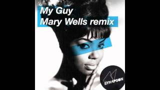 Mary Wells - My Guy (Synapson remix)
