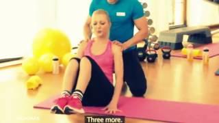 Hot yoga class - hd - fitness class