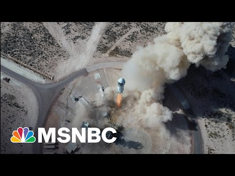 See Neil deGrasse Tyson Break Down The Bezos-Branson Billionaire space Race