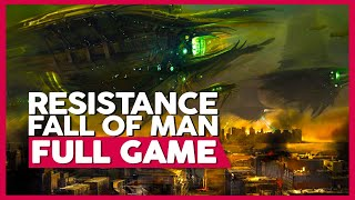 Resistance: Fall Of Man | PS3 | Full Gameplay/Playthrough | No Commentary