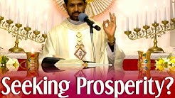 Fr Antony - Seeking Prosperity?
