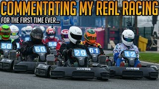 Commentating Over My Real Kart Races