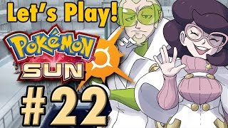 JWittz Plays Pokemon Sun Part 22 - Blinded Me with Science