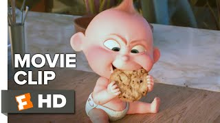 Incredibles 2 Movie Clip - Cookie (2018) | Movieclips Coming Soon