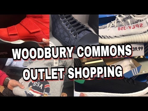 BLINK YUNG TV : EPISODE 11 (WOODBURY COMMONS OUTLET: NIKE, ADIDAS, POLO, GUCCI + MORE)