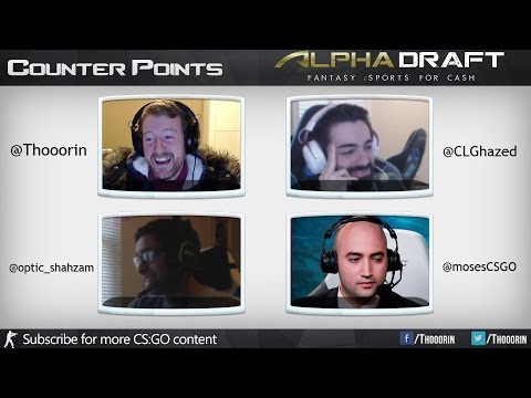 Counter-Points Episode 14, with guests hazed, ShahZam and moses