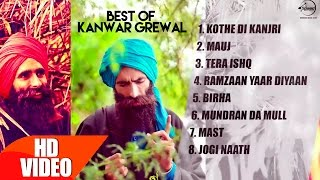 Best Of Kanwar Grewal | Audio Jukebox | Punjabi Song Collection | Speed Records