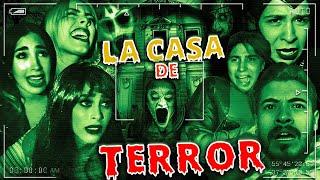 CONSTRUÍ LA MEJOR CASA DE TERROR 🎃 | HALLOWEEN CON EL FÉNIX TEAM