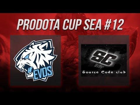 🔴Evos Esports vs SC.INT - Prodota Cup SEA #12 - Cast by Justincase