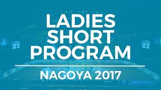 Anastasia TARAKANOVA RUS - ISU JGP Final Ladies Short Program Nagoya 2017