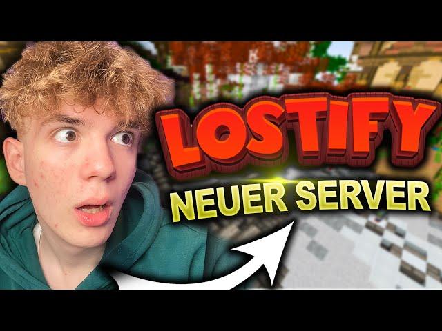 MEIN MINECRAFT SERVER mit diesem GROßEN YouTuber (Servereröffnung) 😱😉!
