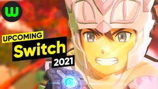 Top 25 Upcoming Switch Games for 2021 and Beyond
