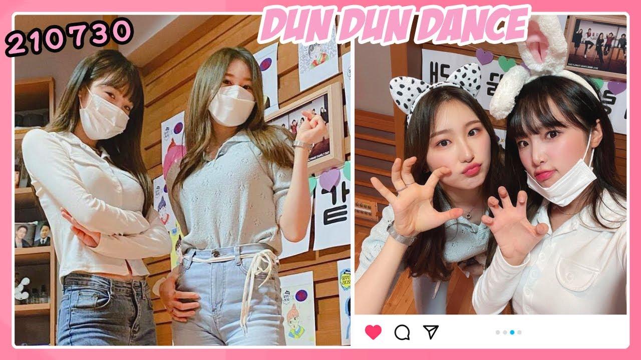 IZONE 30/7/21 🐥🕊💘 ChaeYena - Dun Dun Dance Moment #아이즈원  #アイズワン,