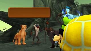 Kingdom Hearts Ii Final Mix Part Pride Lands Groundshaker