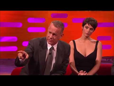 Tom Hanks, Gemma Arterton, Joseph Gordon-Levitt, Mo Farah -