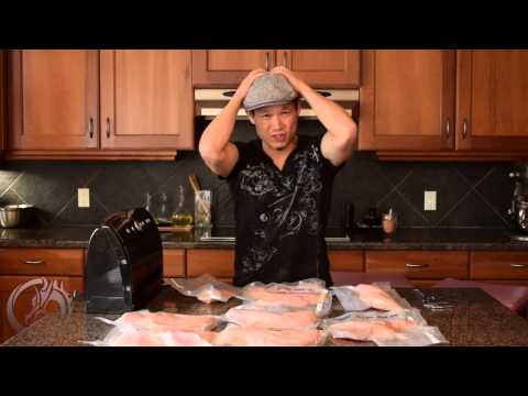 How To Batch Cook Healthy Skinless Boneless Chicken Breast - Sous Vide