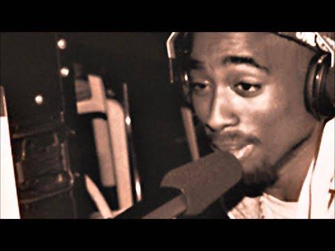 2Pac & Snoop Dogg (RARE FOOTAGE) + Studio recording