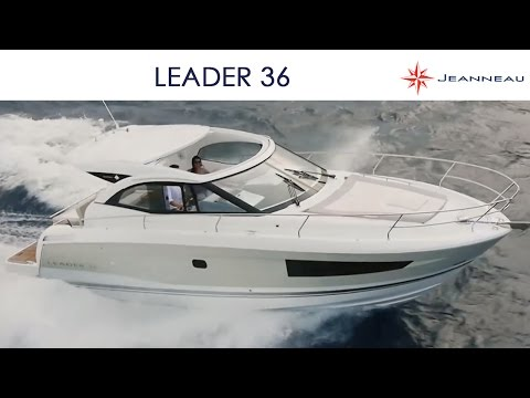 Leader 36 - By Jeanneau