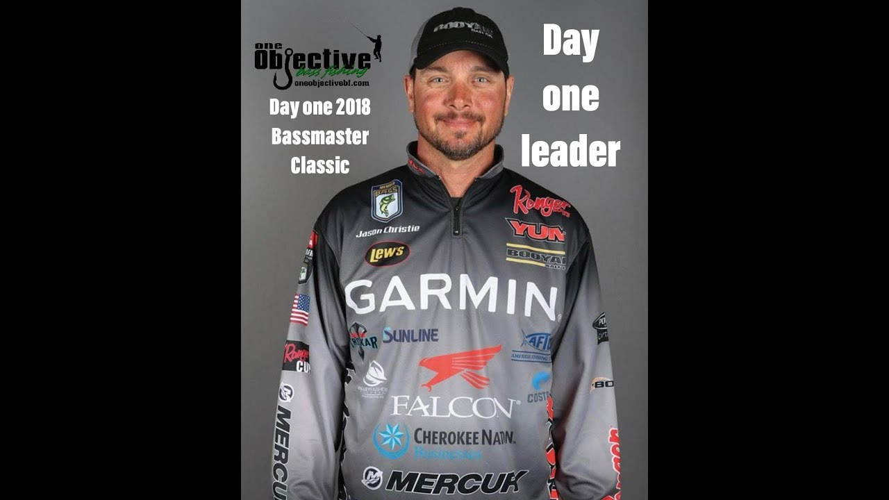 Jason Christie Day 1 Leader | 2018 Bassmaster Classic