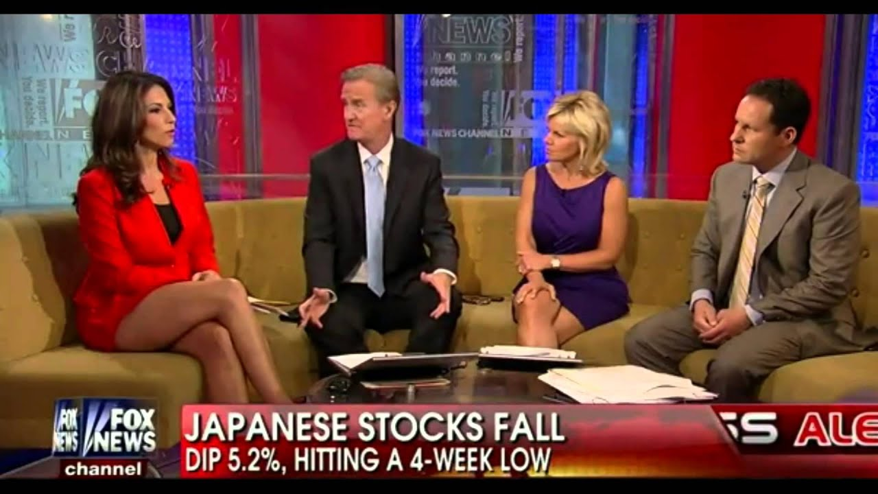 Fox cable tv women upskirt