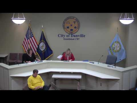 Planning and Zoning Commission Meeting 02/01/2017
