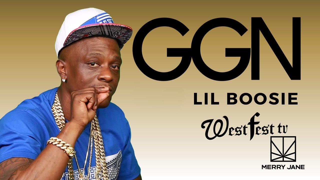 Boosie Badazz Kicks It with Snoop Dogg on GGN