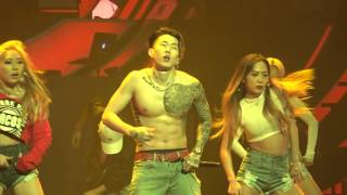 160213  Jay Park U KNOW Break Dance Mommae Remix AOMG Concert.mp3
