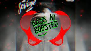 21 Savage - A Lot ft. J Cole (BassBoosted)